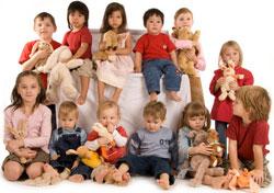 Дети характеристика имени человека